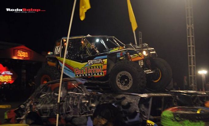Grand Final Monster Road 2019 Purwokerto : Gas Pol Maksimum