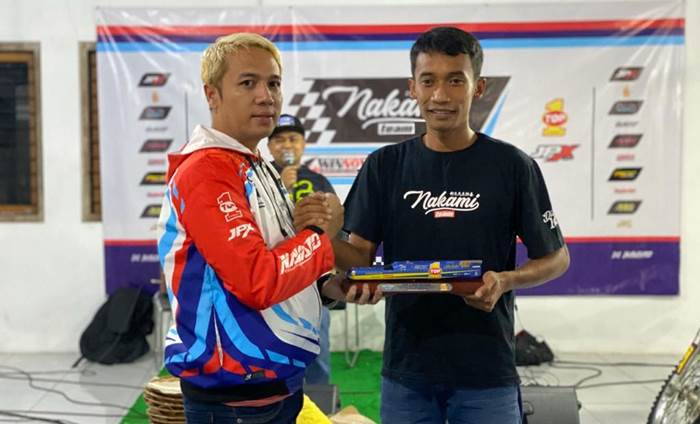 Grasstrack 2020 Didin Chaerudin Over All Semuanya Ok